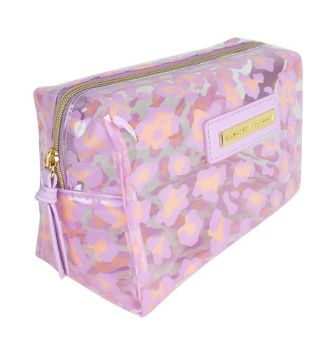 Clear Animal Box Pink