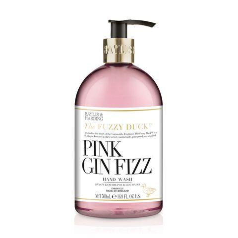 Fuzzy Duck Pink Gin Fizz Hand Wash 500ml