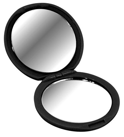Bodysense Compact Mirror - Black