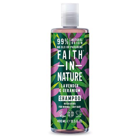 FIN Shampoo - Lavender & Geranium 400ml