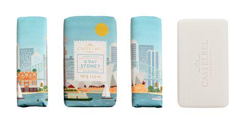 *Castelbel G'Day Sydney Soap 150g