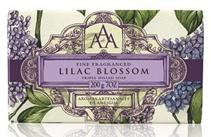 AAA Soap Lilac Blossom 200g