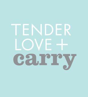 Tender Love + Carry