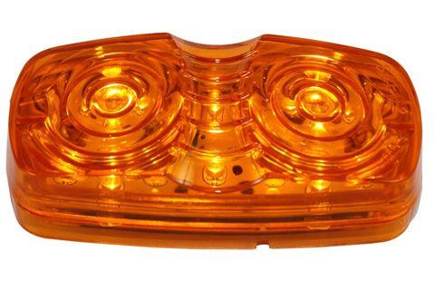 Ap01A Led Outline Marker Amber Multi Vol