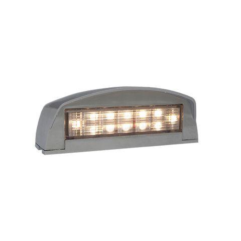 Ap84Mc Led License Plate Lamp Chrome 12