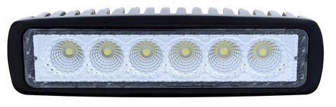 LED SLIMLINE WORKLAMP 10-30V 18w