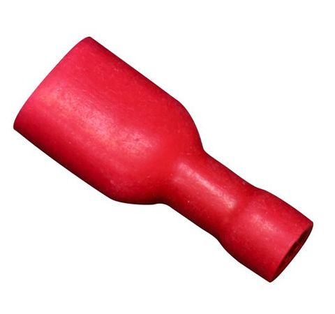 Crimp Term Red Female FullyInsulateQKC73