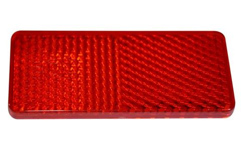 Reflector Red 64X28 3M Tape 100 Pack