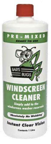 Bar s Bugs Windscreen Cleaner 375ml