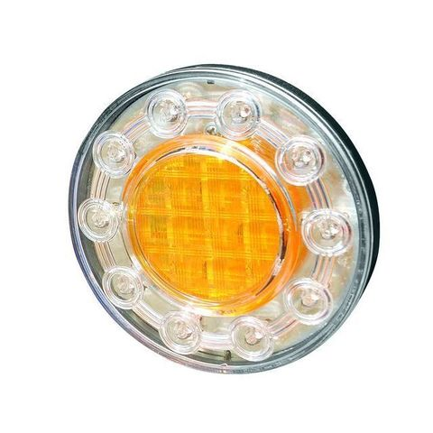 120 SERIES 10-30V ROUND INDICATOR LAMP