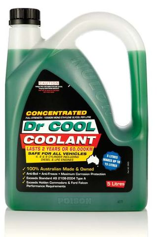 Dr Cool Coolant 5 litre Bottle
