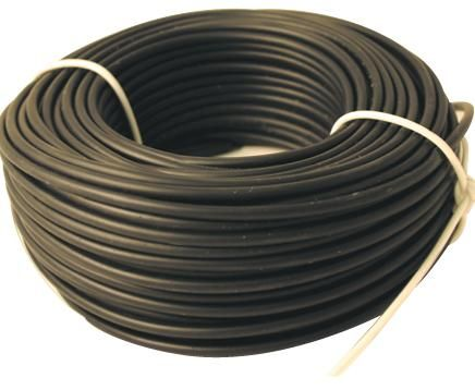 Tube Pvc Black 18MMx25M
