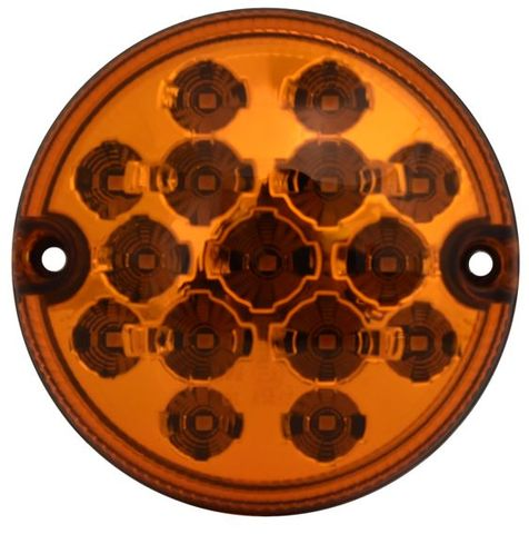 95MMm Amber Insert To Suit Ap10554,55