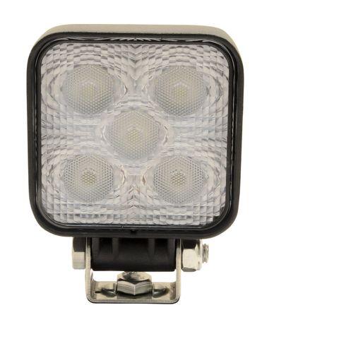 Led Mini Square Worklight 75MM 10-30V F