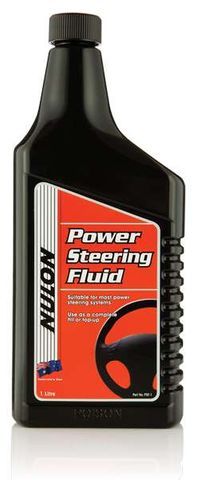 POWER STEERING FLUID 1 LITRE