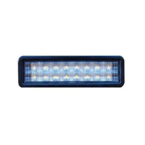 150 Series 10-30V Amber Bullbar Lamp