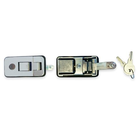 Compression Lock Large Chrome Key 510