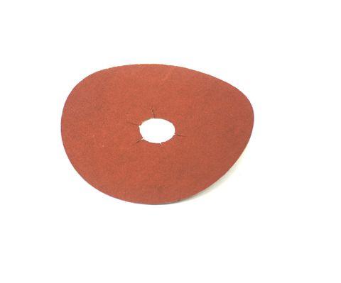 125X22 Grit 120 Fibre Disc Cs561