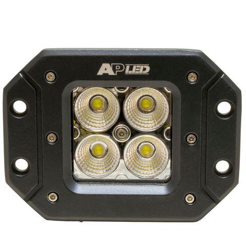 Flush Mount LED Work Light 20w