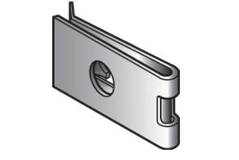 Fst Lead, Recep U Clip-On Steel
