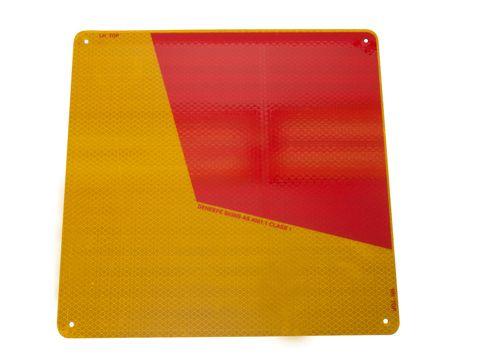 400x400 Rear Marker Sticker