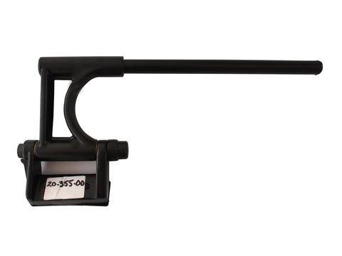 Mirror arm short 19mm tube L/H or R/H