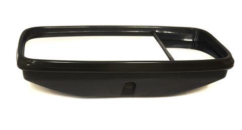 Mirror flat & convex 200x377mm R/H