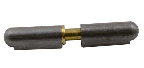 Pintle Hinge Steel W/O Brass Pin 80MM