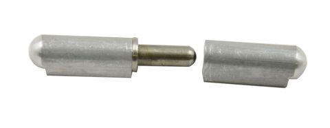 Pintle Hinge Alum W/O S/S Pin 100MM