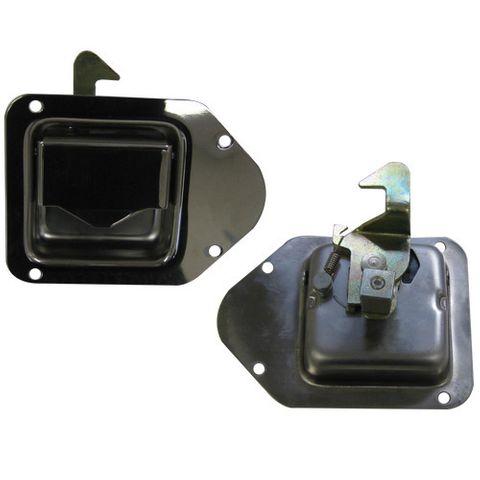 Paddle lock without gasket N/locking
