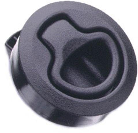 Flush Pull Latch Black