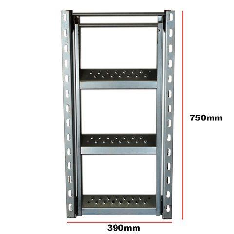 Ladder Slide Out 3 Step Z/P