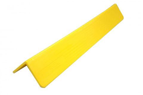 Pallet Corner Protector Yellow, 1M
