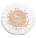Rapidclean Image pleated soap (40gmx250) Ctn