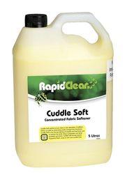 RapidClean Cuddle Soft Fabric Softner & Conditioner 5lt