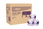 T/Paper Rapidclean Classic 2ply 400s Ctn of 48 Rolls