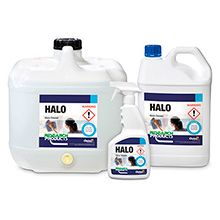 Research Halo Fast Dry - Glass & Shiny Surface Cleaner 5ltr