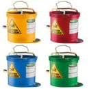 Mop Bucket RAPID Contractor Yellow