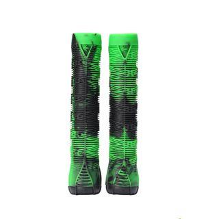 Hand Grips (Pair) V2 Green/Bk