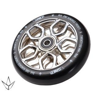 Lambo 120mm Wheel Chrome
