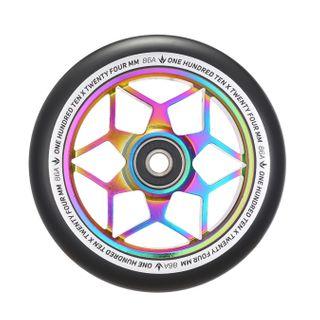 110mm Wheel Diamond Oil Slick