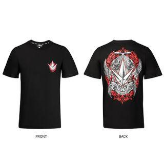 Envy T Shirt Faith Bk Large