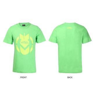 Vital T Shirt Bomb Green Ex Sm
