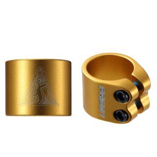 Fasen 2 Bolt Clamp - Gold