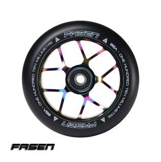 Fasen 110mm Wheel - Jet - OS