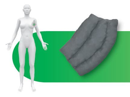 LATERAL BRA PAD