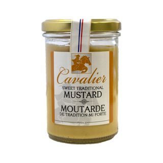 DIJON MUSTARD TRADITIONAL 200g