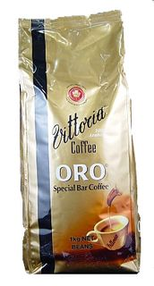 COFFEE ORO BEANS 1kg BAG