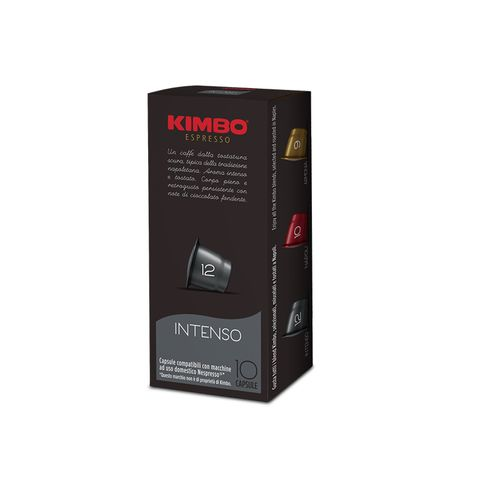 COFFEE CAPSULES INTENSO 10 PACK