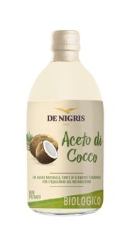 ORGANIC COCONUT VINEGAR WITH MOTHER 500ml